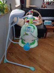 Elektronische Babywiege Wippe für Babys