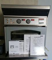 ELOMA EB 30 mit Kondensationshaube