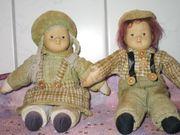Puppenpäärchen für Sammler