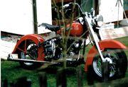 1956 Harley Davidson Panhead