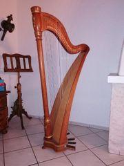 Harfe Original Karl Fischer Volksharfe