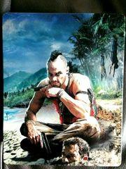 Far Cry 3 steel box -