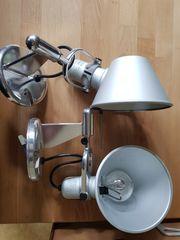 Tolomeo Lampe zur Wandmontage
