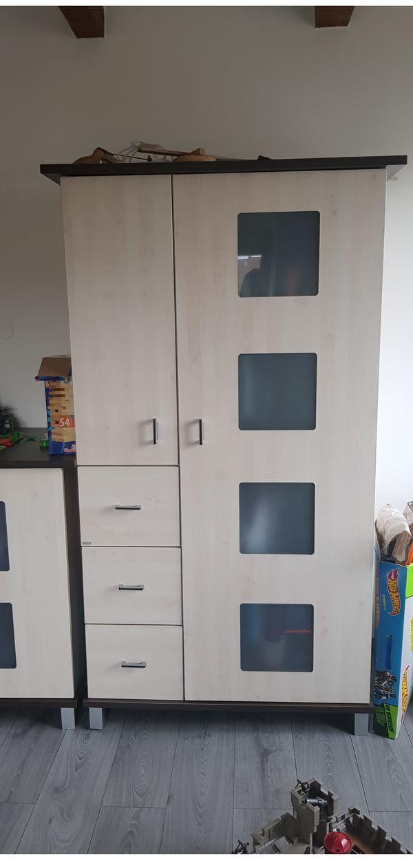 komplettes Paidi Baby Kinderzimmer mit