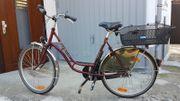 Damen-Fahrrad gewartet und sehr gepflegt