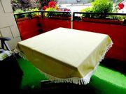 Gartentischdecke PEYER SYNTEX 130cm rund