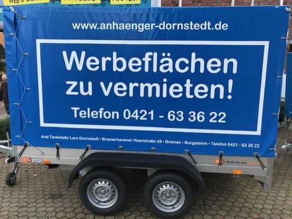 Mobile Werbeflächen