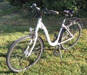 Fahrrad für die Dame oder