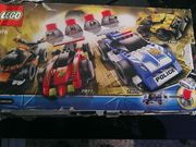 Lego Racers Police 7970 mit