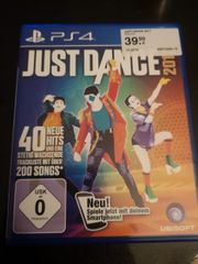 PS4 JUST DANCE