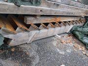 Holzstiege zu verkaufen