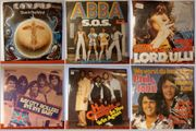 Verkaufe 30 Vinyl Schallplatten Singles