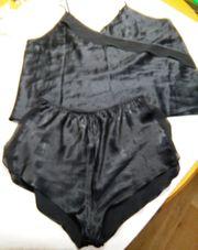 ISADORA Damen Seide Pyjama Negligé