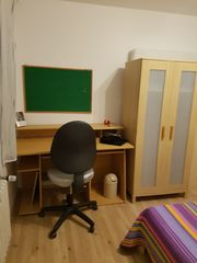 Mobiliertes Zimmer