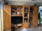 Wohnzimmerschrank - Schrankwand