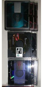 Biete Mini-Disks neuwertig