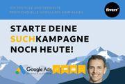 Google Ads Kampagnen Erstellung