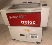 Trotec Speedy 100R 25 Watt
