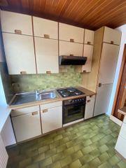 Küche mit Elektro Geräte