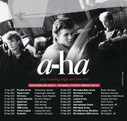 A-ha Tickets 4 Sitzplätze Ticket