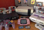 SUCHE Gameboy Nintendo - Spiele und