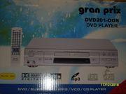 Grand Prix DVD Player 45