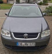 Volkswagen Touran 1 9 TDI