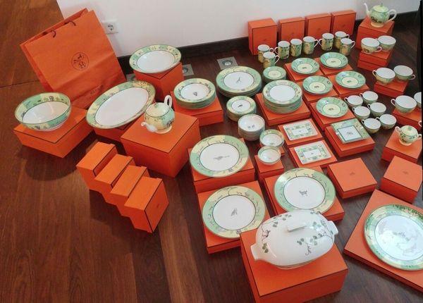 Ankauf von Hermes Porzellan kaufe