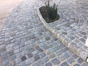 historisches Granitpflaster ca 4qm 10x12