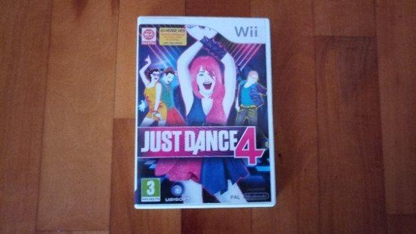 Wii - Just Dance 4