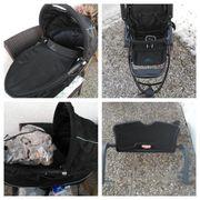 Kinderwagen Babywanne Buggyboard