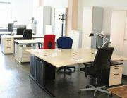 Büromöbel Standort Düsseldorf mit 500