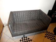 Zu verschenken IKEA KNOPPARP 2er-Sofa