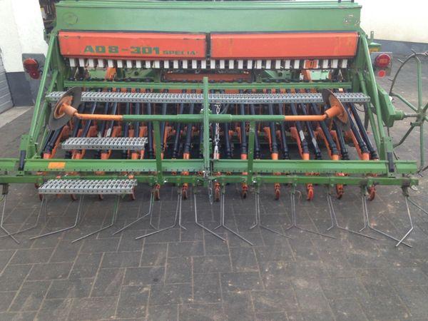Amazone Drillmaschinenkombination 3 m