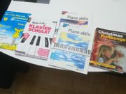 Piano Klavier Bücher