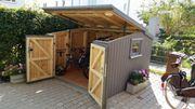 Fahrradgarage Fahrradbox Zweiradgarage ROGLA-Kleingaragen