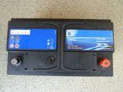 Original GM Opel Autobatterie 12V