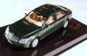 Maybach 57 Sondermodell der Daimler-Benz