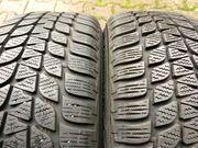 2 x Winterreifen Bridgestone M