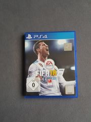 FIFA 18 für PS 4