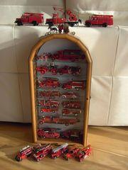 Feuerwehr Oldtimer Sammlung mit exklusiven