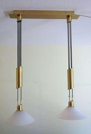Esstischlampe - dimmbar