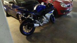 80er, 125er Leichtkrafträder - Yamaha YZF-R125A Einzelstück