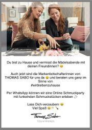 Gastgeber für Thomas Sabo Schmuckpartys