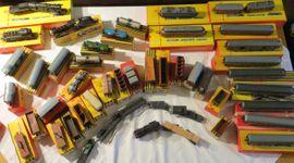 Bild 4 - Modelleisenbahnanlage Trix Express komplett mit - Neustadt