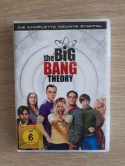 DVD THE BIG BANG THEORY -