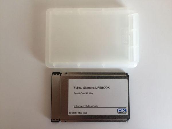Fujitsu Siemens Lifebook Smart Card