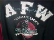 Baseball Jacket Größe L American