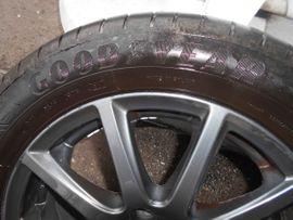 4x Leichtmetallräder mit Sommerreifen - Opel: Kleinanzeigen aus Fellbach Schmiden - Rubrik Alufelgen