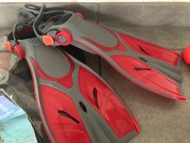 Crivit Tauchset Schnorchelset Tauchmaske Schnorchel: Kleinanzeigen aus Altlußheim - Rubrik Tauchen, Schwimmen, Wassersport